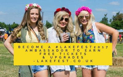 Become a Lakefest Ambassador