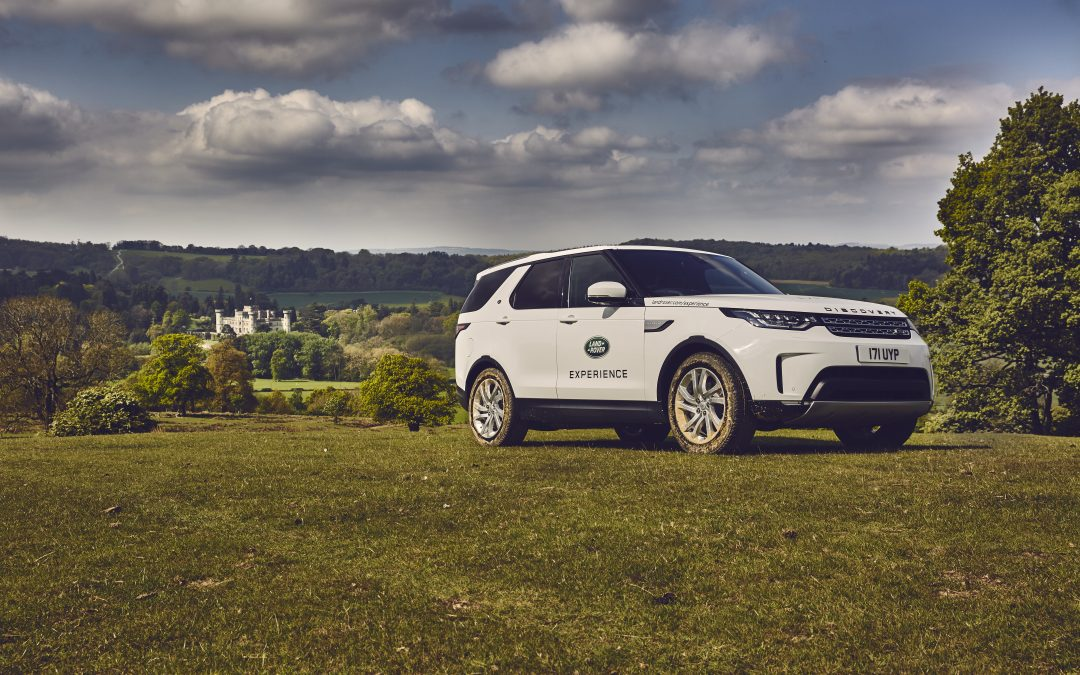 Lakefest Land Rover Experience
